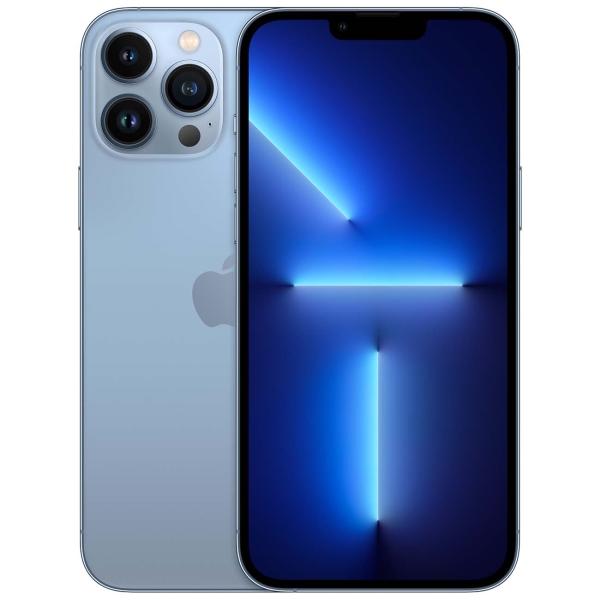 Смартфон Apple iPhone 13 Pro Max 128Gb (Sierra Blue) 2 Sim