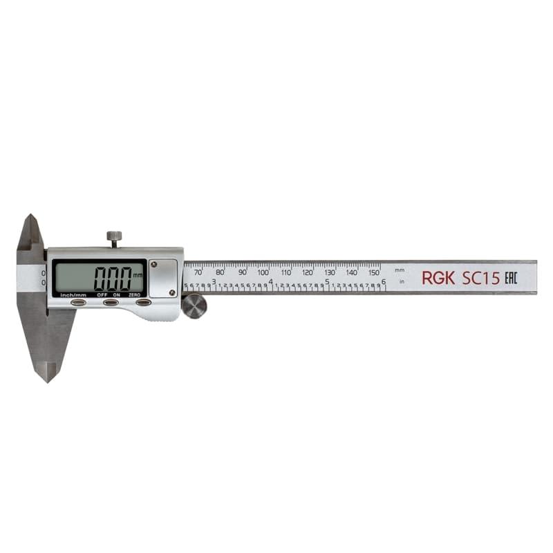 Электронный штангенциркуль RGK SC15