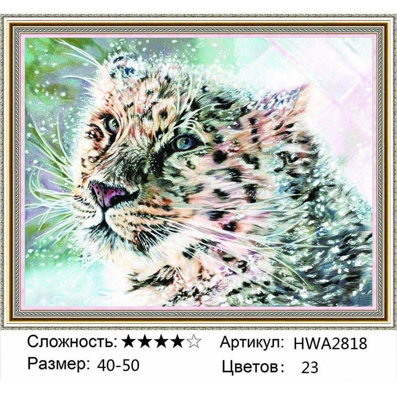 Алмазная мозаика на подрамнике HWA2818