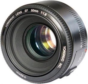 Yongnuo YN50mm f/1.8 Canon EF