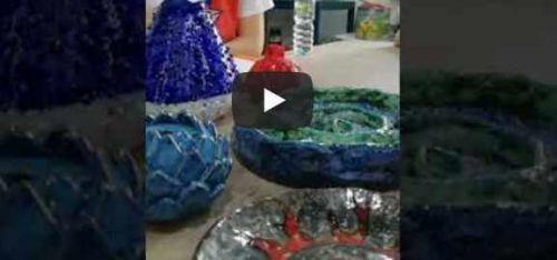 [Академия ремесел] Видеозапись курса 'Художественная керамика' (Татьяна Михайлова)