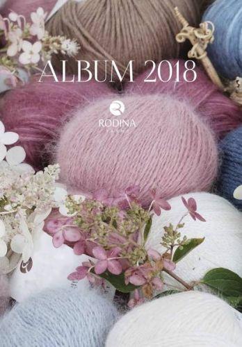 Журнал Album 2018, Rodina Yarns (Елена Родина)