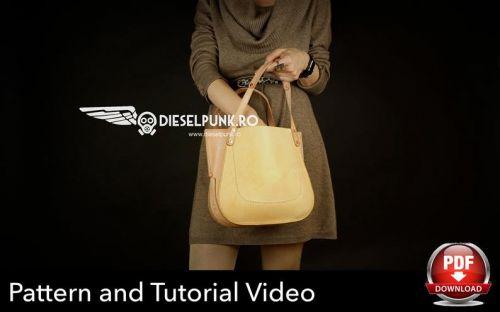 Женская сумочка из кожи [DieselpunkRo]