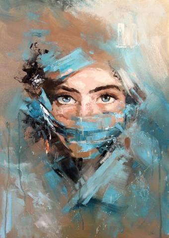 Зеленые глаза (Игорь Сахаров)
