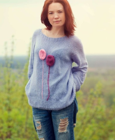 Взрослый свитер Balloons_sweater (krupnovaelena)