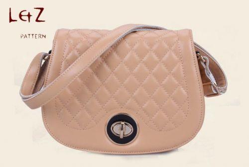 Выкройка женской сумочки из кожи, модель 008 (LetZ pattern)