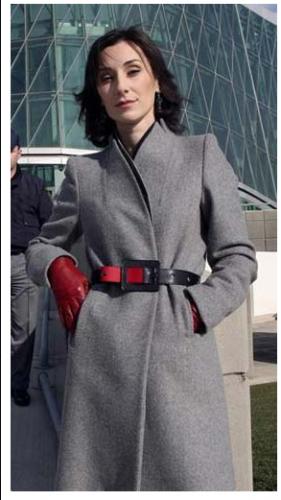 Выкройка пальто-пиджака «новая классика», размер 40-52 рос (Вера Ольховская)