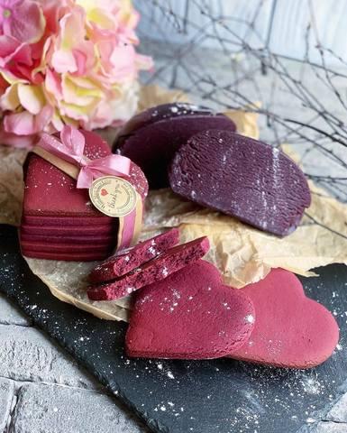 Вишневые пряники (gift_cookies)