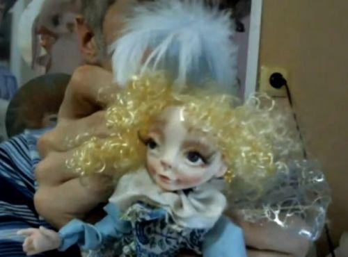Видео мастер-класс 'Сувенирная кукла 'Весенняя феечка' (Николай Павлов)