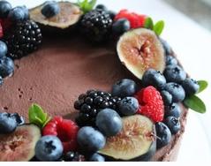 Веганские торты (Марина Гишар)