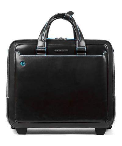 Дорожная сумка для ручной клади на колесах Piquadro BV5014B2/N черная