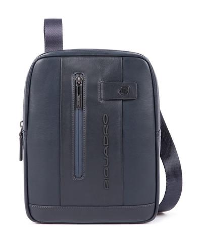 Сумка-планшет Piquadro CA1816UB00/BLU кожаная синяя