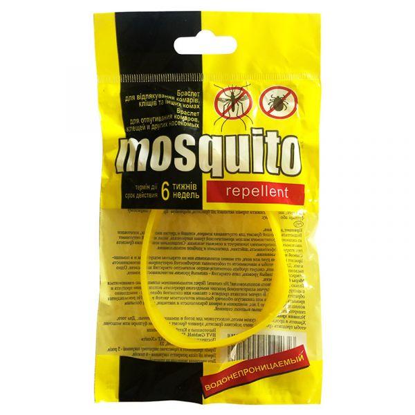 Браслет от комаров Mosquito от GmbinH, Германия