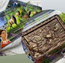 Шоколад Принцесса Укока с золотым корнем