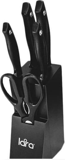 Набор ножей LARA LR05-54