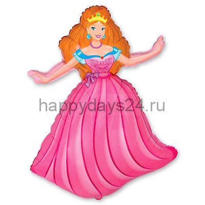 Принцесса. Фигурный шар