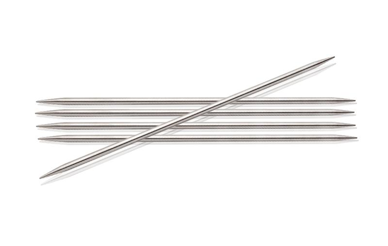Спицы носочные Nova Metal 2.5 15 см