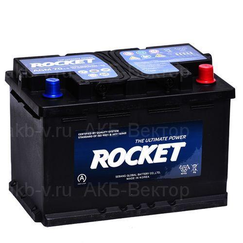 Rocket AGM 70Aч 760А(EN)