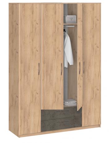 19.041 Шкаф для одежды Лофт