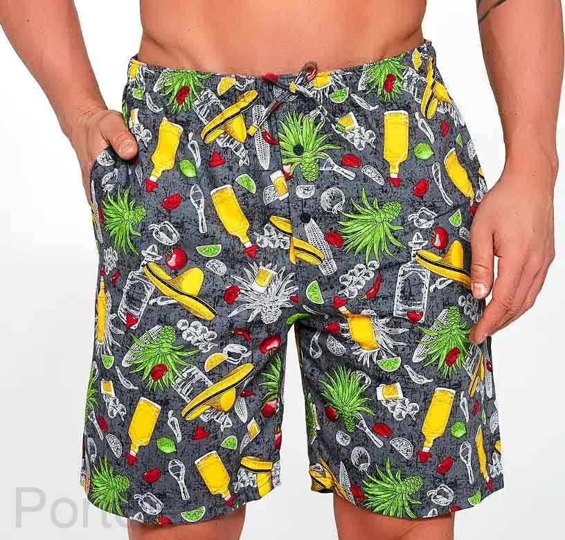 698-03 Шорты пижамные мужские Cornette
