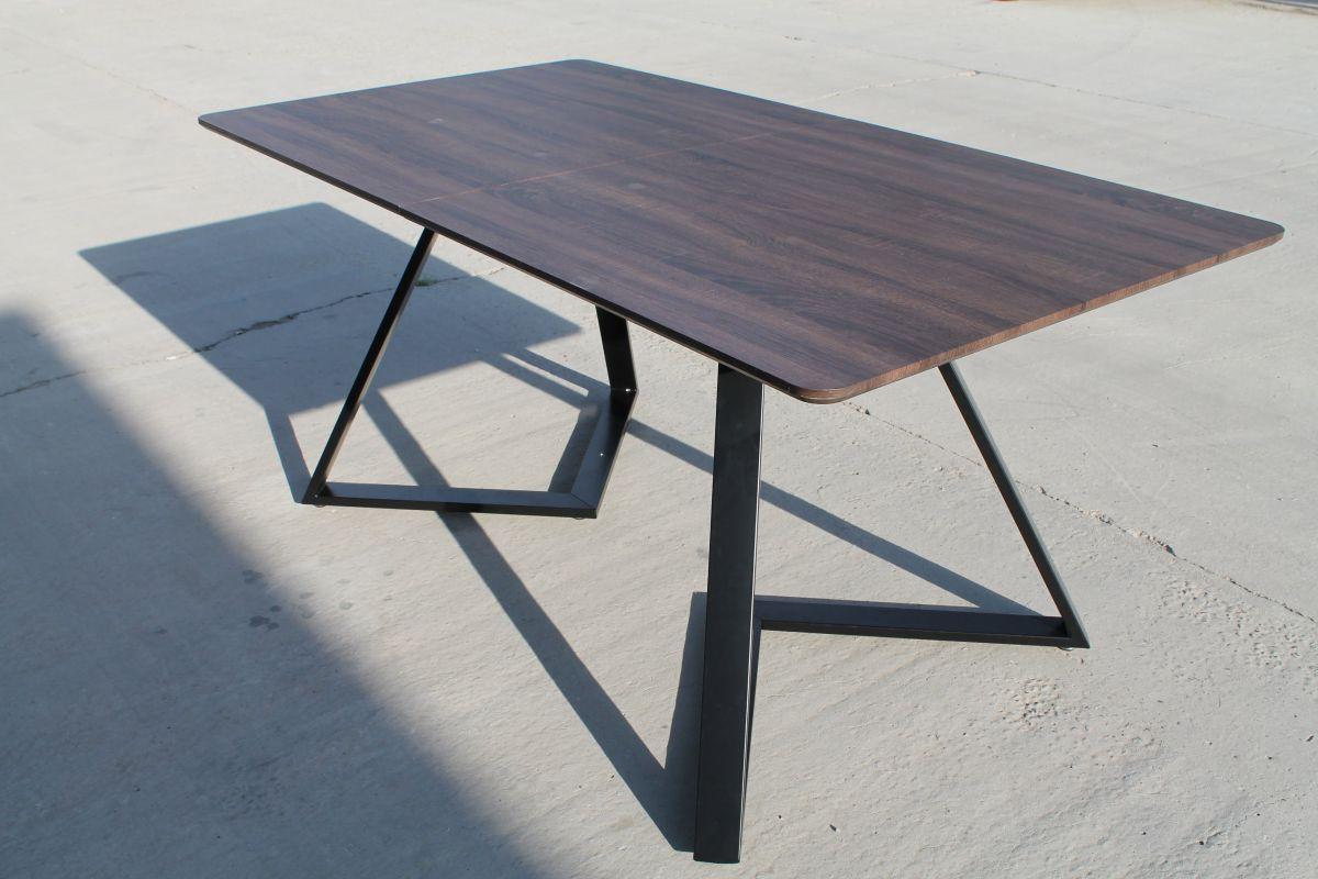Стол обеденный SQT-202 (коричневый)