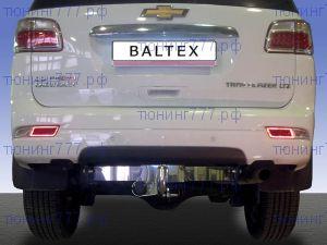 Фаркоп (тсу) Baltex, нерж. пластина