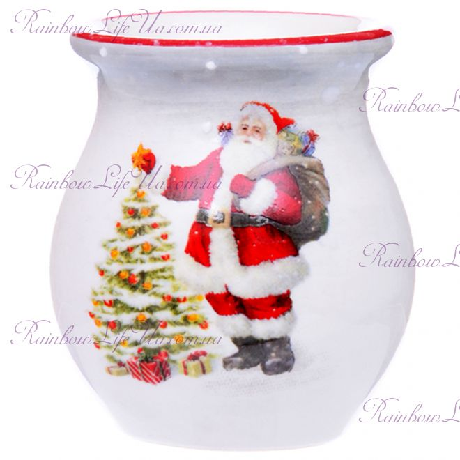 "Подставка под зубочистки ""Санта Клаус"""