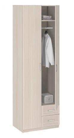 8.021 Шкаф 2-х дверный с ящиками Лотос