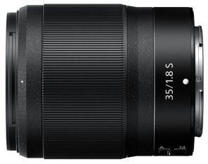 Nikon 35mm f/1.8S Nikkor Z