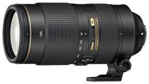 Nikon AF-S 80-400mm f/4.5-5.6G ED VR Nikkor