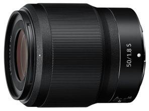 Nikon 50mm f/1.8 S Nikkor Z