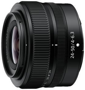 Nikon 24-50mm f/4.0-6.3 S Nikkor Z