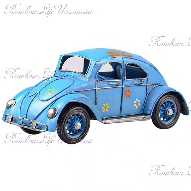 """Фигурка Автомобиль Хиппи """"Volkswagen Жук"""""""