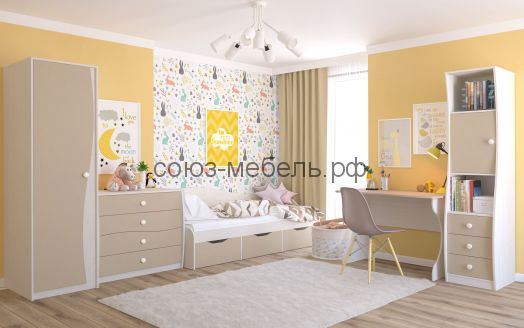 Комби Кровать МН-211-02
