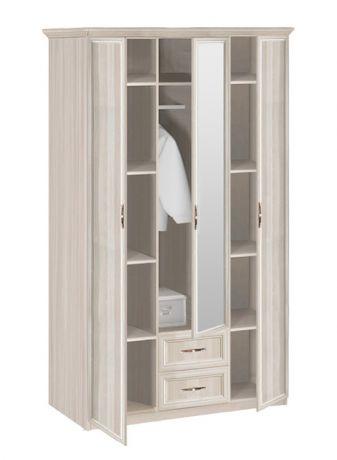 7.19Z Шкаф 3-х дверный с зеркалом Классика