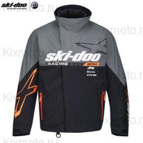 Куртка Ski-Doo X-Team Heather Grey, мод. 2022г.