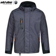 Куртка Ski-Doo Absolute 0 - Heather Grey  мод. 2022г.