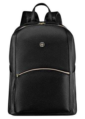 Рюкзак женский Wenger LeaMarie, черный, 31x16x41 см, 18 л, (610190)