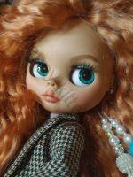 Кукла blythe custom handmade