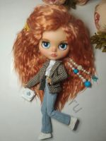 @oksana.blythe handmade blythedoll
