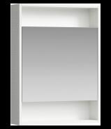Зеркальный шкаф Aqwella 60см. City