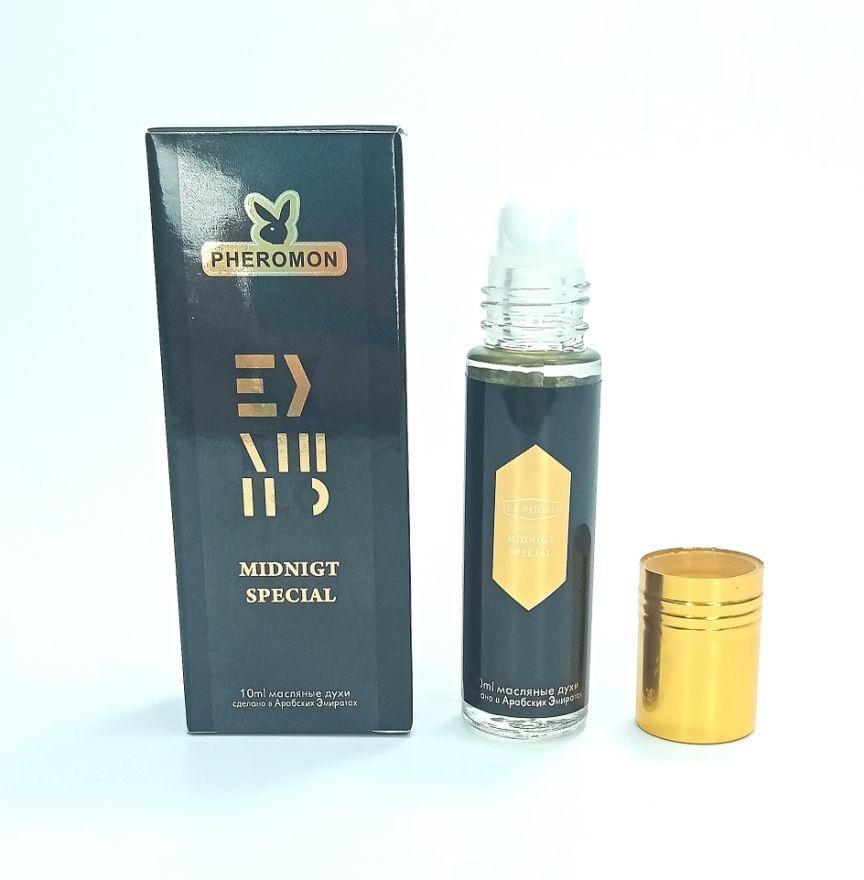 Масляные духи с феромонами Ex Nihilo Midnight Special 10ml