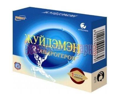 "Биологически активная добавка к пище ""Андрогерон"" - 1 капсула (500 мг.)"
