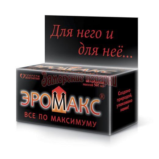 """БАД для мужчин """"Эромакс"""" - 60 капсул (505 мг.)"""