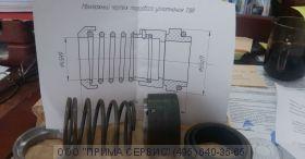 Торцевое уплотнение насоса 12НА-9х4, 12НА-22х4