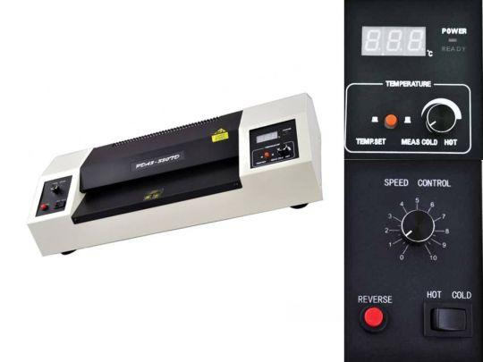 Пакетный ламинатор PDA3-330 TD (А3)