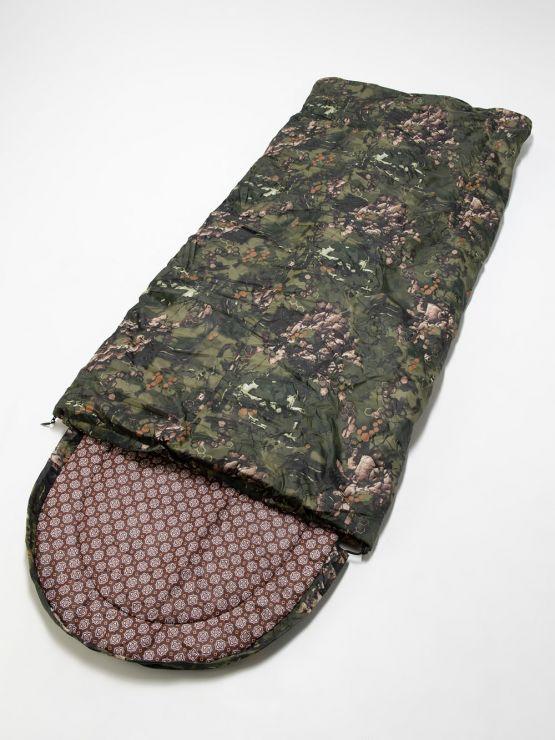 Спальный мешок Huntsman Аляска Лес Оксфорд -15 2.6 кг 250х80см