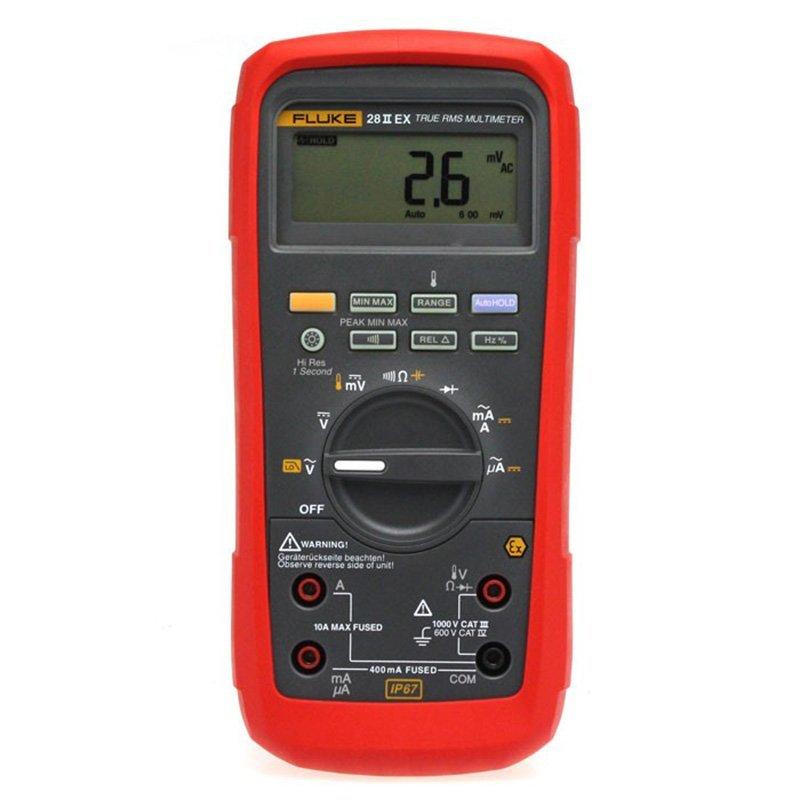 Цифровой мультиметр Fluke 28-II Ex