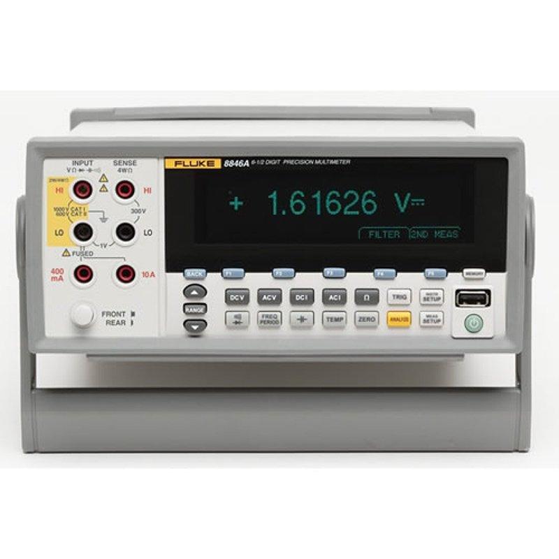 Точный мультиметр Fluke 8845A/C 220V