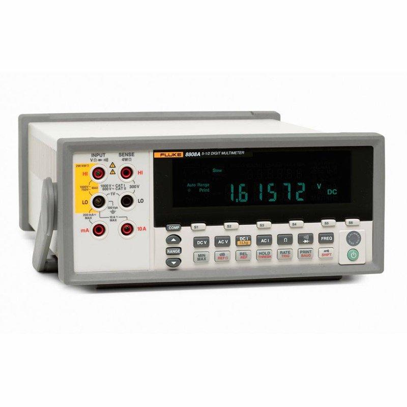 Точный мультиметр Fluke 8845A/C 240V